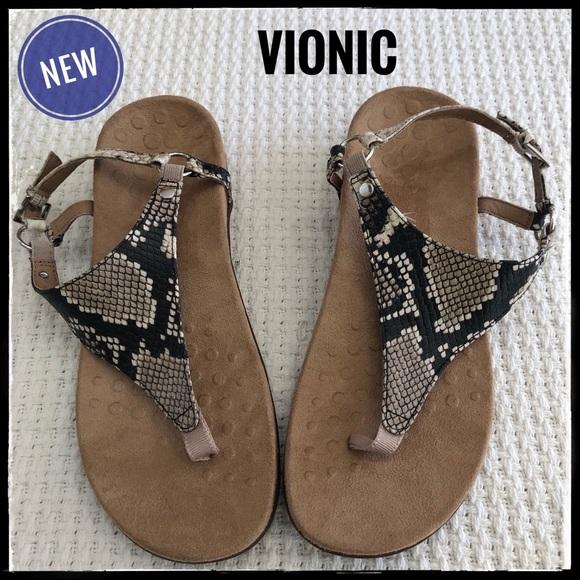 a8cd6ab851c2f Vionic Shoes | New Kirra Backstrap Sandals Size 85 | Poshmark